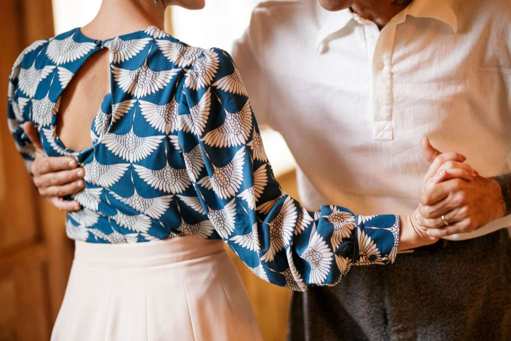 Nos Pratiques danses - The Swing Call