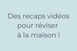 recaps video