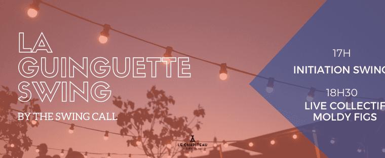La Guinguette Swing au Chapiteau