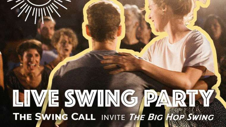 Live Swing Party !